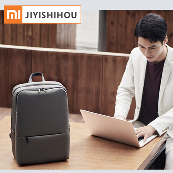 Xiaomi Mi Classic Business Backpack 2 18L Large Capacity 15.6Inch Laptop School Double Shoulders Bag Xiaomi Casual Backpack