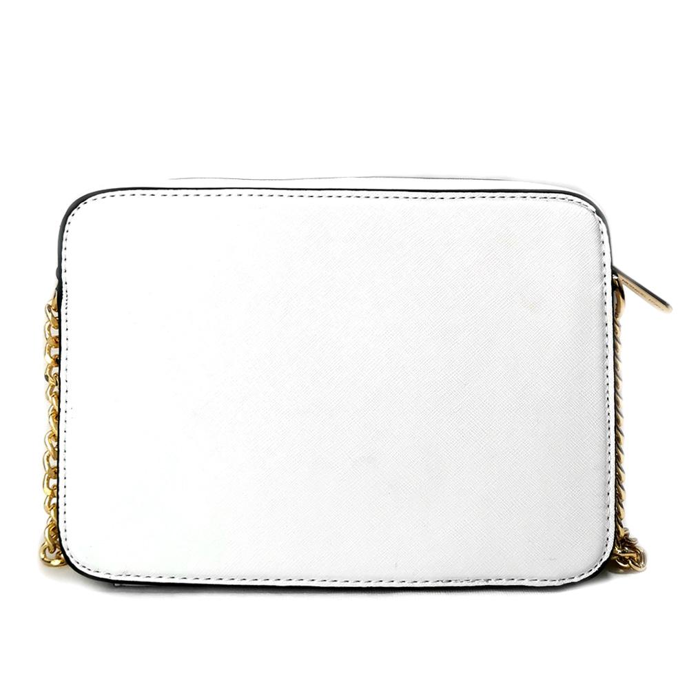 Chain shoulder messenger bag elegant female small square bag leather bag female handbag lady