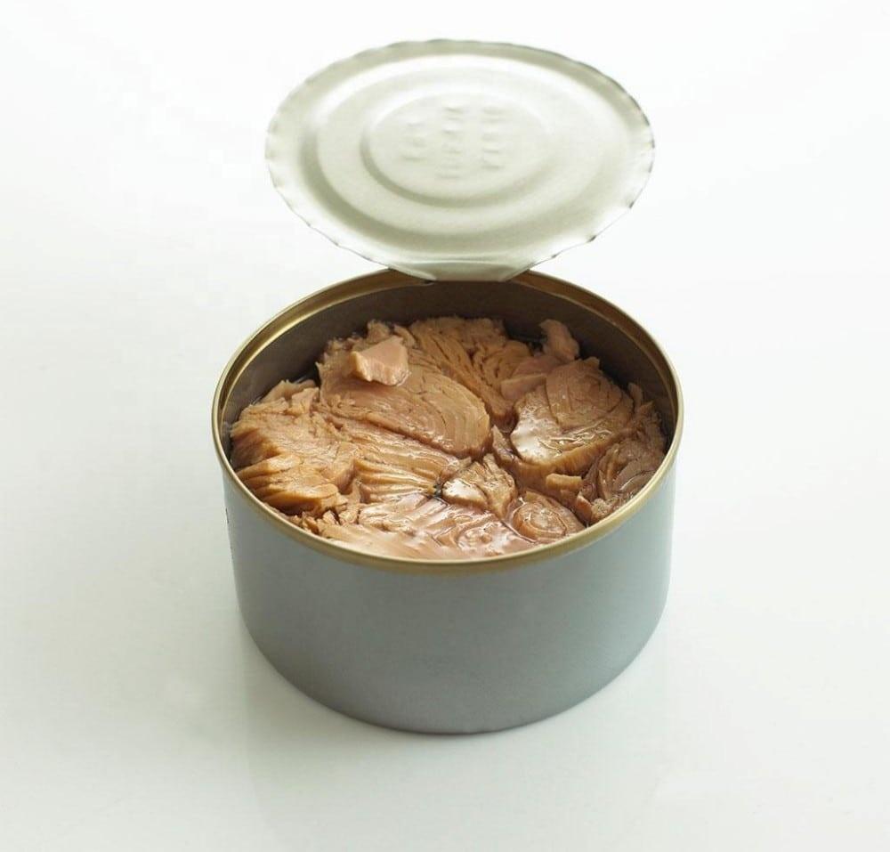 Консервы тунца в масле