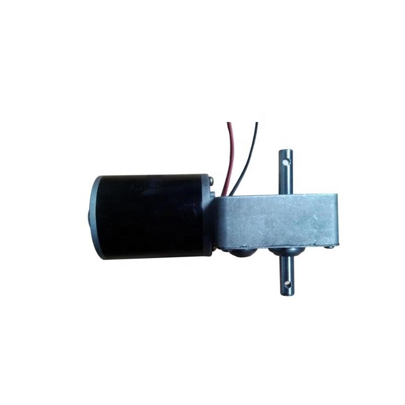 24 В 20 нм 120 Вт DC щеточный червячный редукторный двигатель для автоматического гидравлического подъема