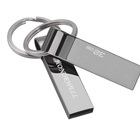 Usb Drive 64gb Usb Drive Usb 2.0 Key Chian USB Flash Drive Metal Pendrive 256GB 128GB 64GB 32GB Pendrive Waterproof USB Flash Memory Stick