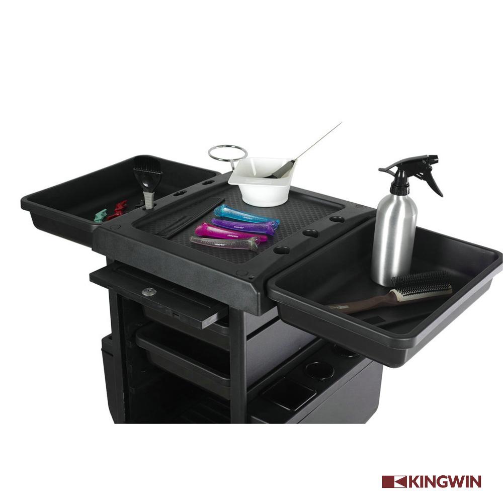 Горячая Распродажа, салонная мебель, запираемый парикмахерский инструмент, салонная тележка с держателем приборов