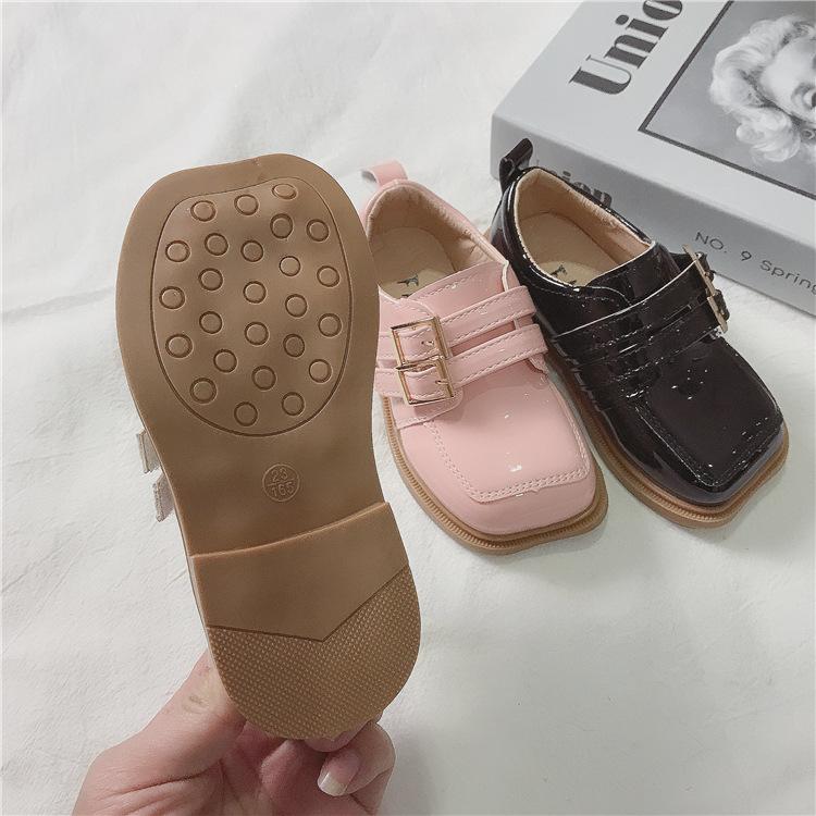 2021 vogue простой мягкое дно принцесса обувь с ремнем и пряжкой, MSgx-38