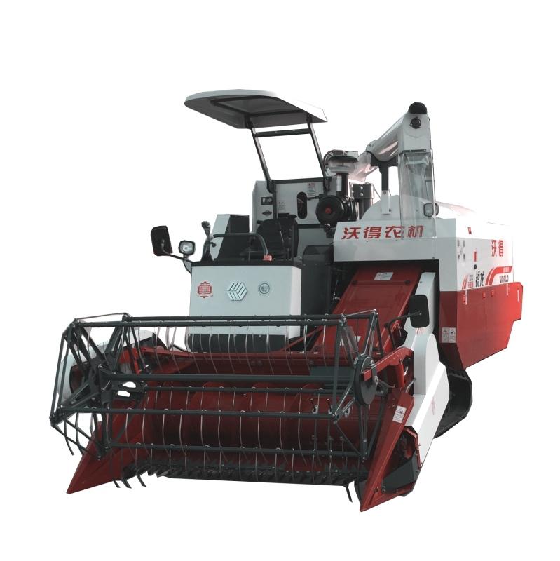 Precio de 88hp cosechadora de рис de trigo