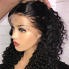 Deep wave HD full lace wig