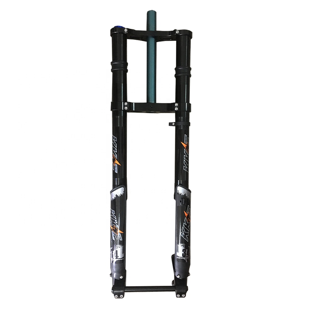 Электрический велосипед KKE, передняя вилка, подвеска, передняя вилка для электрического велосипеда enduro