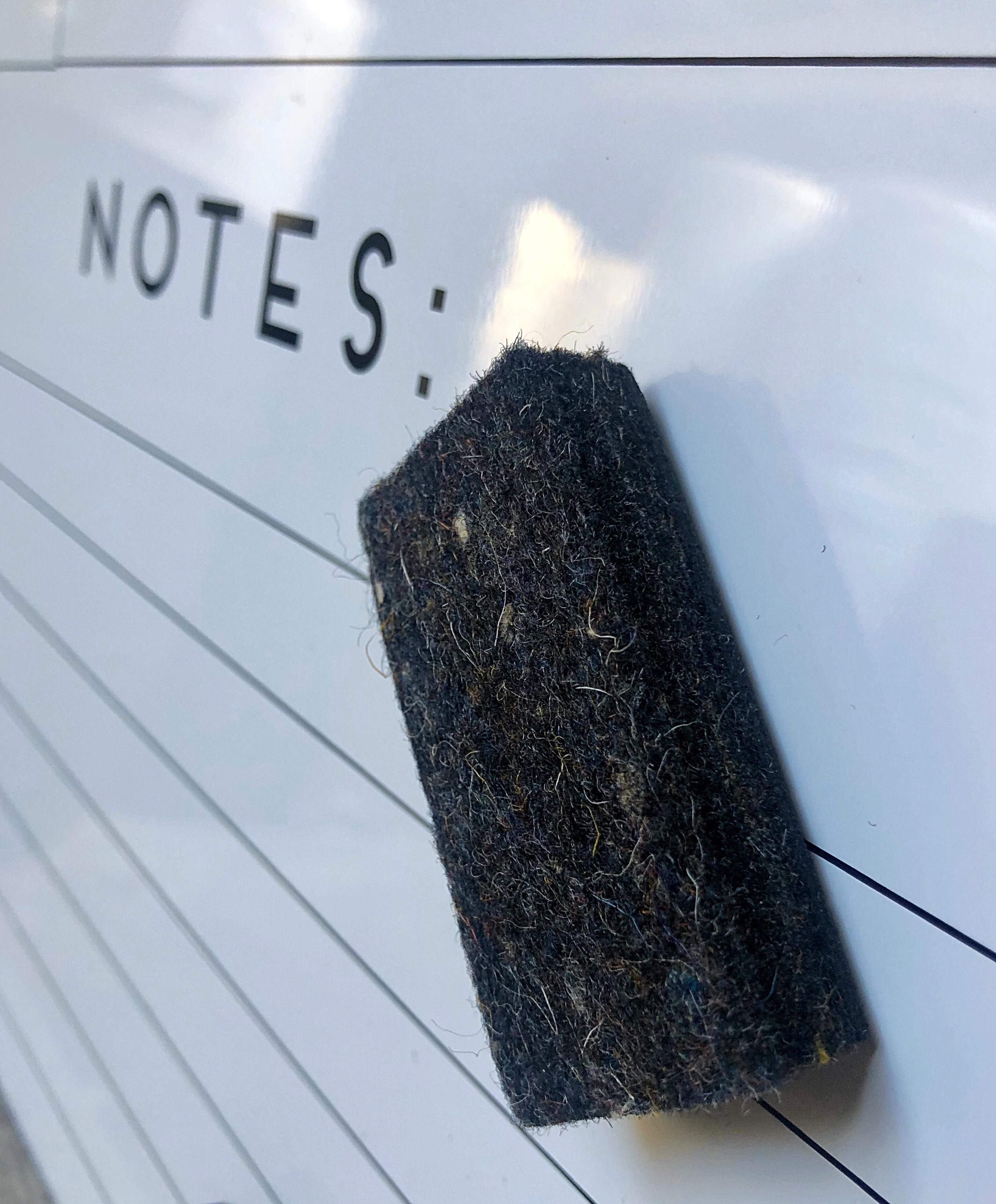 Magnetic Whiteboard Eraser Bulk Pack for School Office Training Supplies Mini Eraser Made in USA