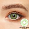 batis tricolor green