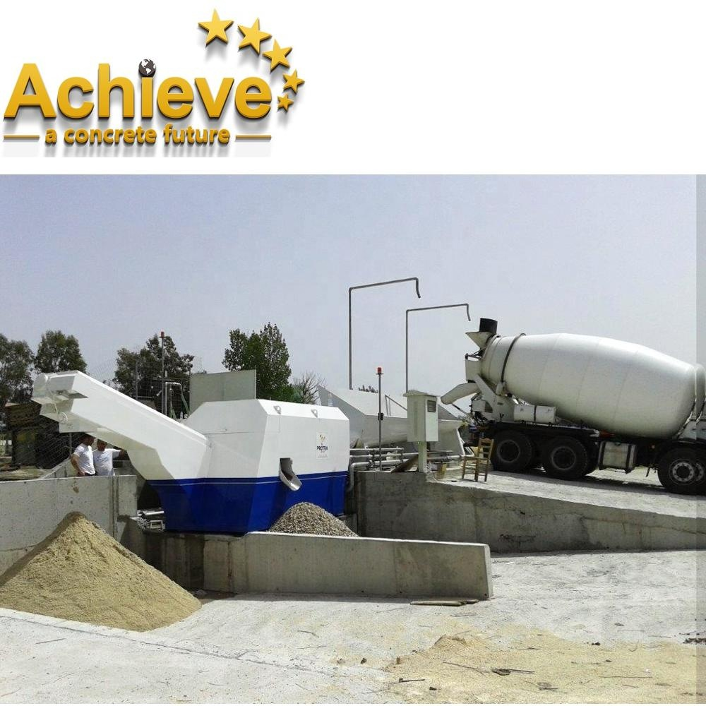 CH-100 CONCRETE RECYCLE SYSTEM Concrete recycler Ready mix reclaimer