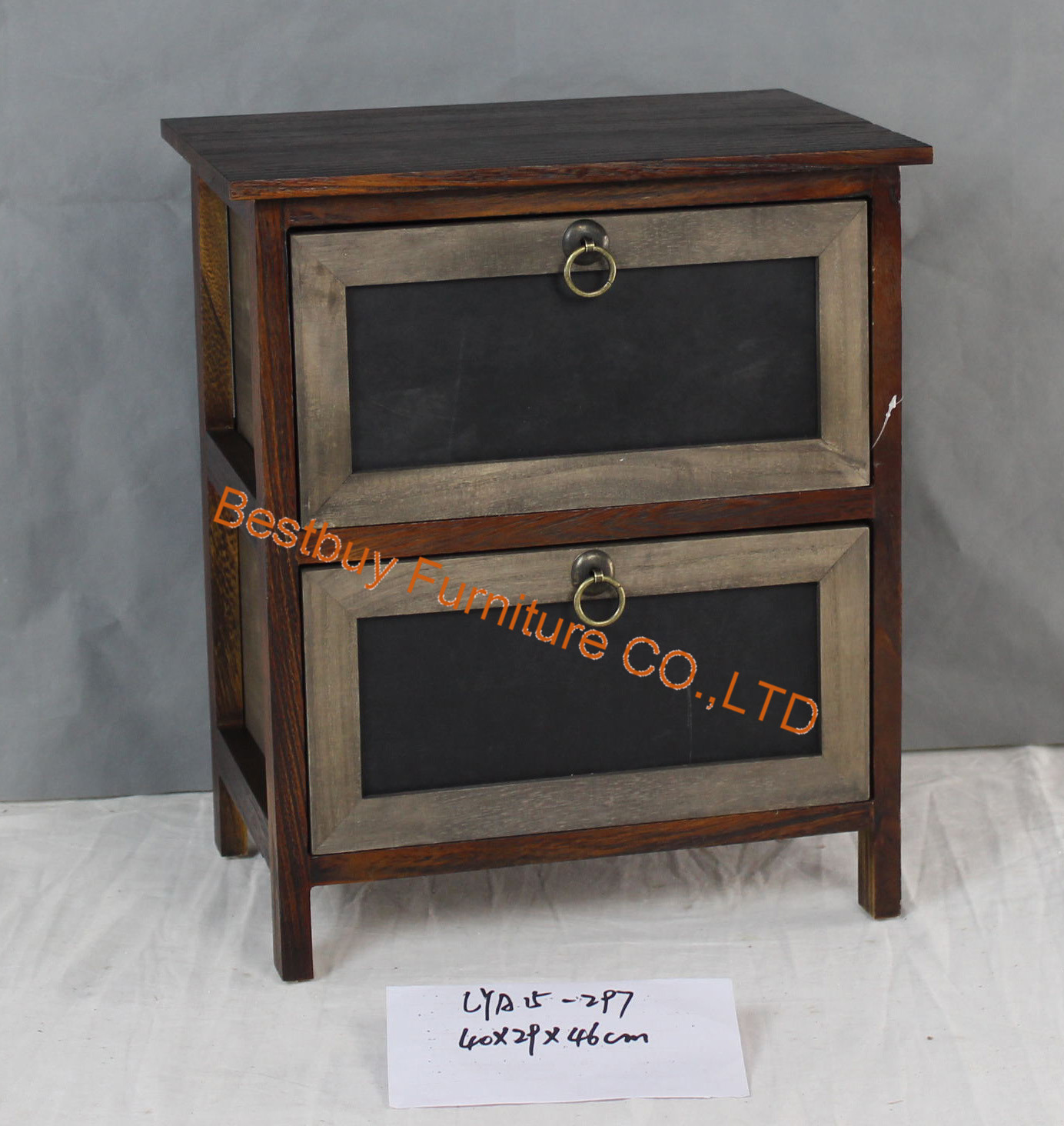 Chest Of Drawers Nightstand 2 Drawers Paulownia Wood Bedroom Bathroom 40x29x46cm Buy Solid Wood Bedroom Furniture Chest Of Drawers Nightstand Storage Cabinet Product On Alibaba Com