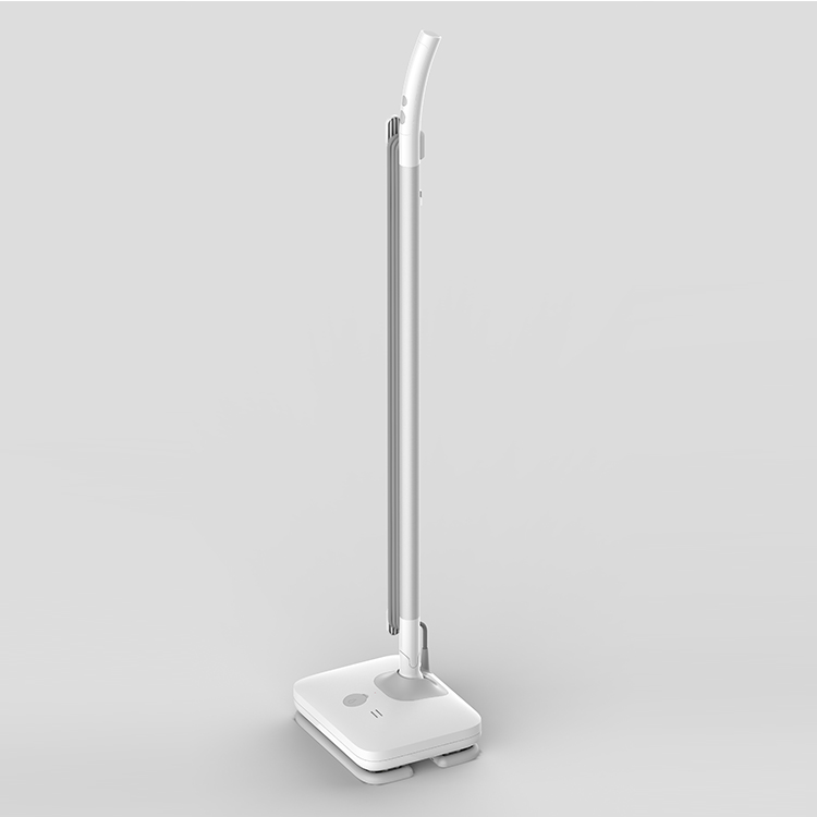 New Design Electrical Vibration High Frequency Commercial Smart Floor Cleaner Cordless Steam Mop