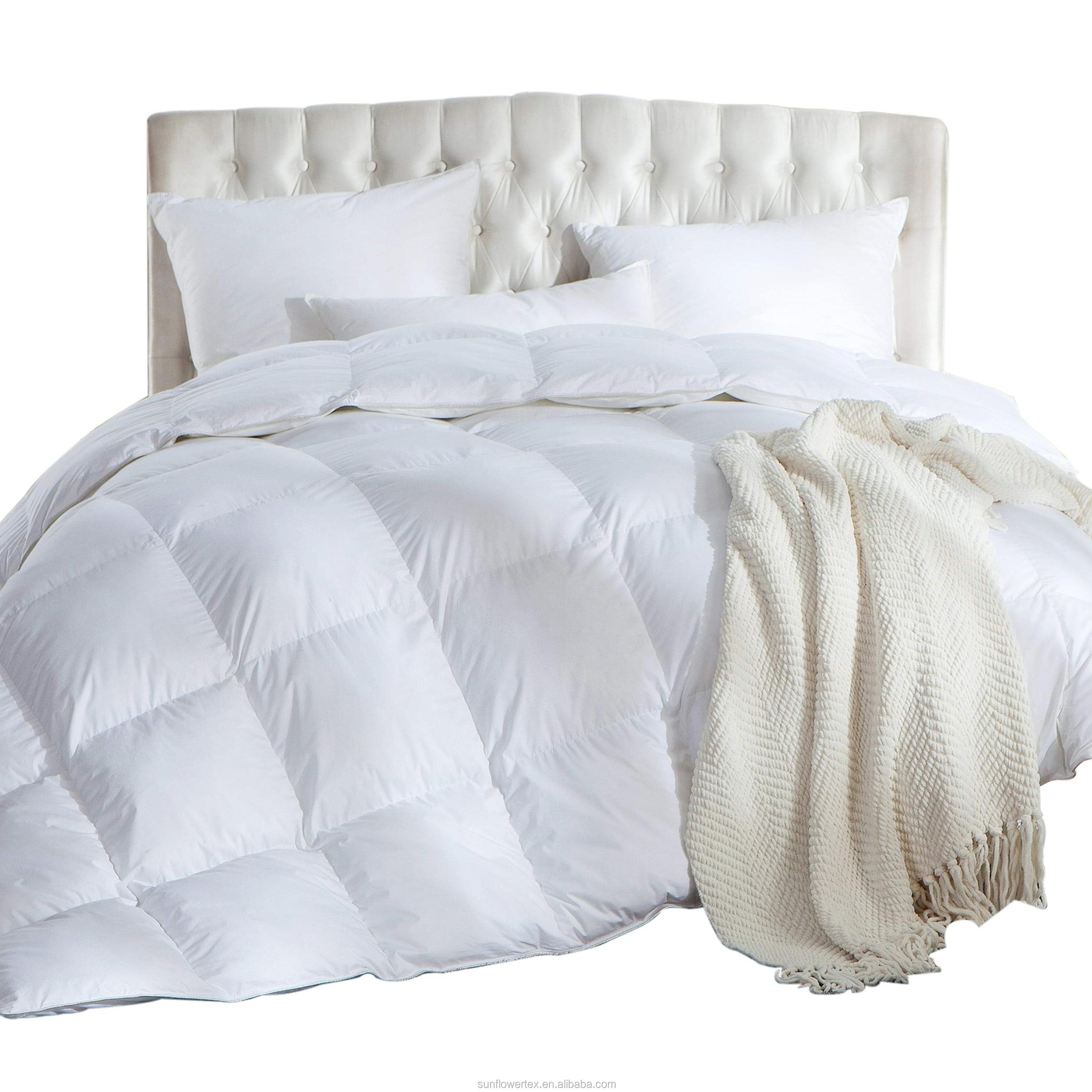 Лучшая цена! Высококачественное одеяло из 10% гусиного пуха