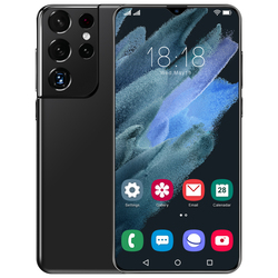 S21 Ultra Android 11.0 Cell Phone 5G original 6.7 Inch Smart Mobile phones 16GB 512GB Excellent Quality