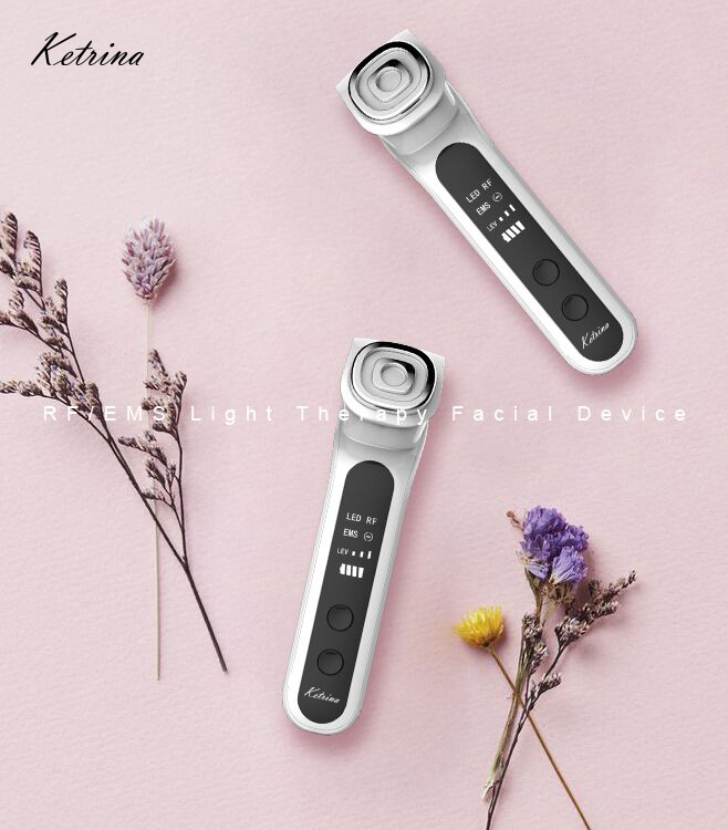 Beauty And Personal Care Wrinkle Beauty Instrument  Lifting Face RF/EMS LED Light Therapy Facial Device