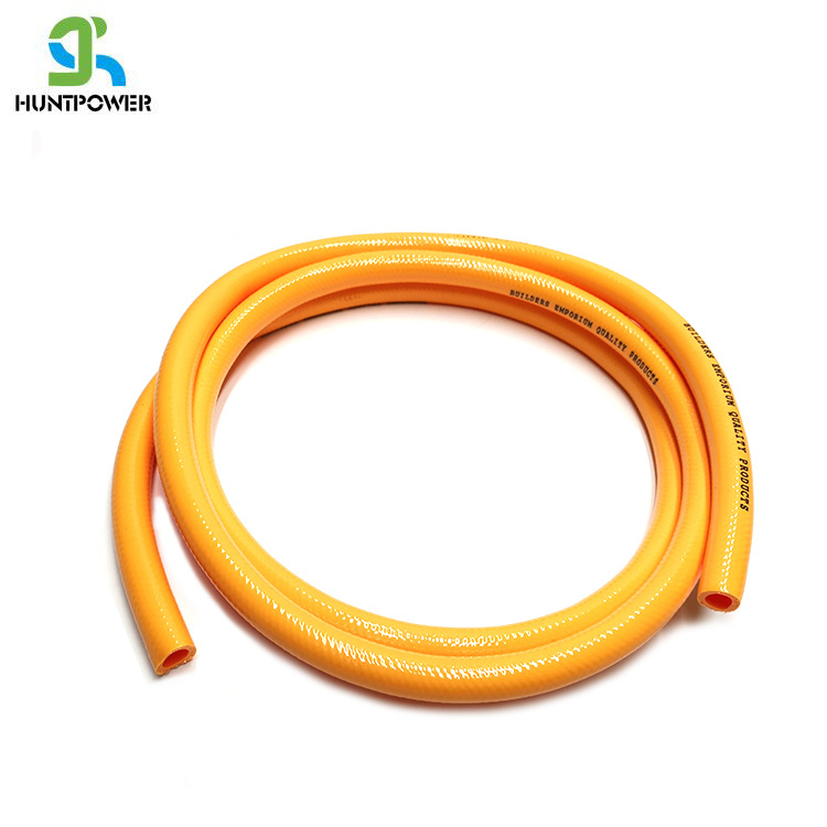 Manufacturer hot sale high quality PVC air hose fiber braided hose
