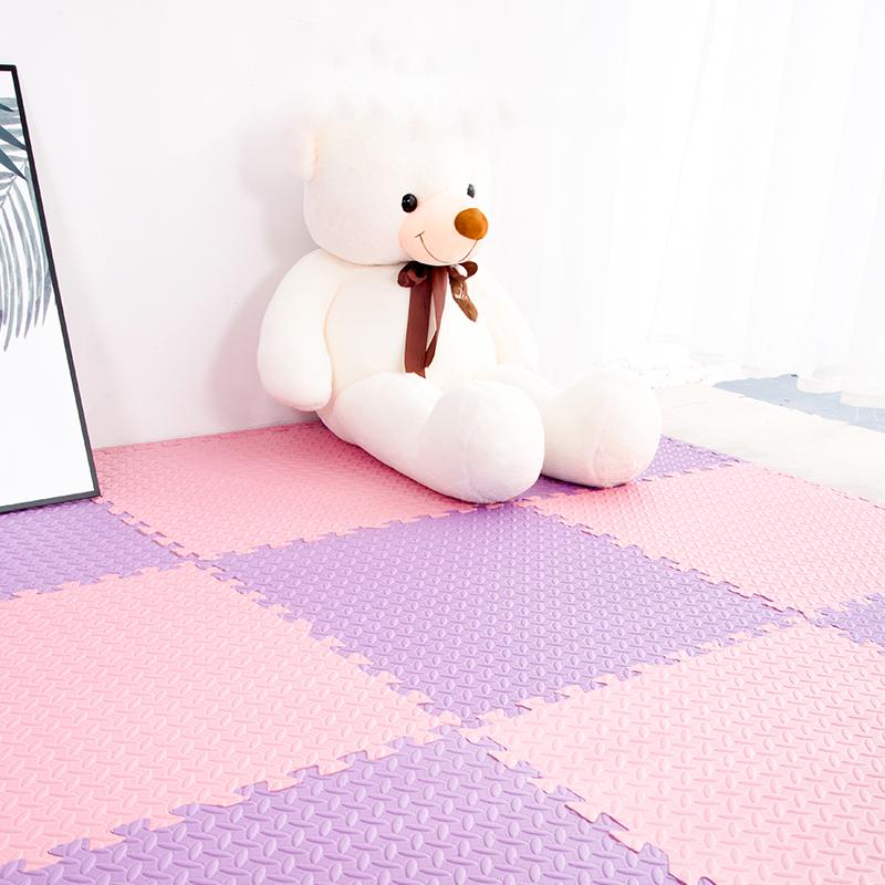 Коврик из ЭВА для тренировок в тренажерном зале, напольный коврик, детский коврик-пазл из пены эва
