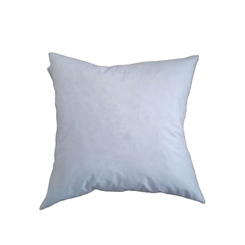 Luxury High Quality Throw Pillow Insert Square Form Sham Stuffer Down Feather Pillow 16 x16 cushion inserts