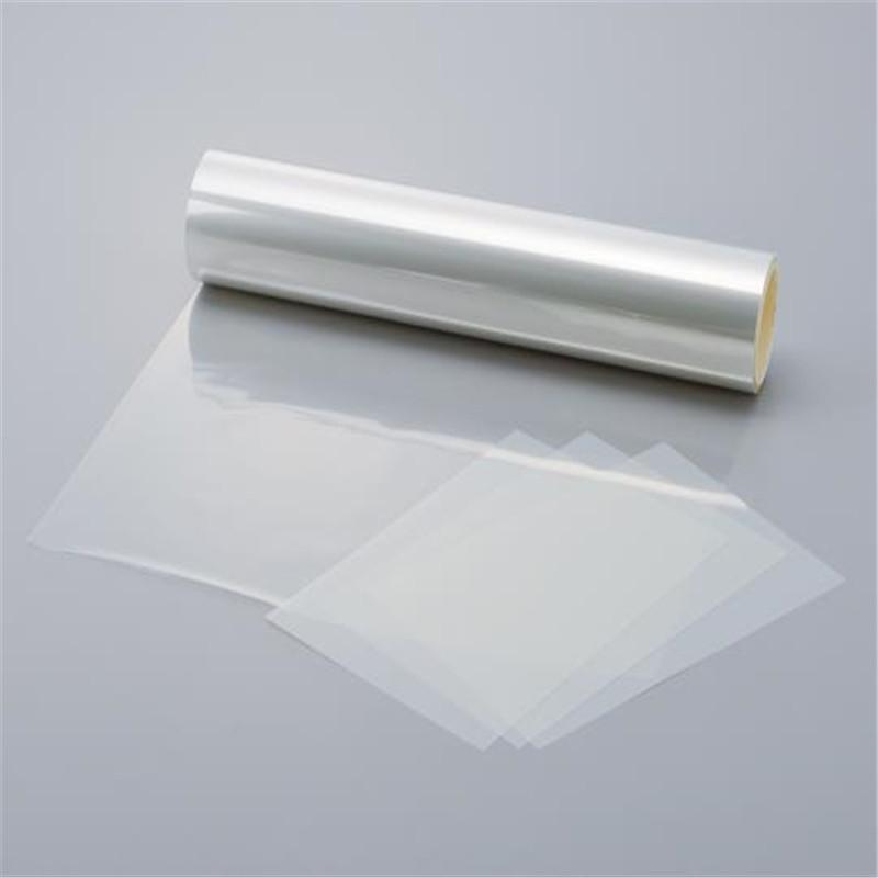 Прозрачная ПЭТ пленка супер прозрачный пластиковый лист по лучшей цене