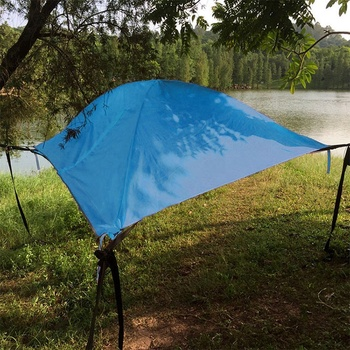 HTFL014 Mosquito Net Hanging Tree Tent Tree Tent 3 Person Folding Tent For Outdoor Camping