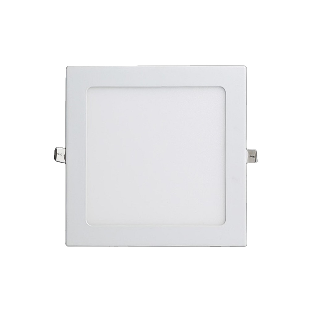 Free shipping square panel light recessed ceiling light 3W 6W 9W 12W 15W 18W 24W for Asia Europe South America