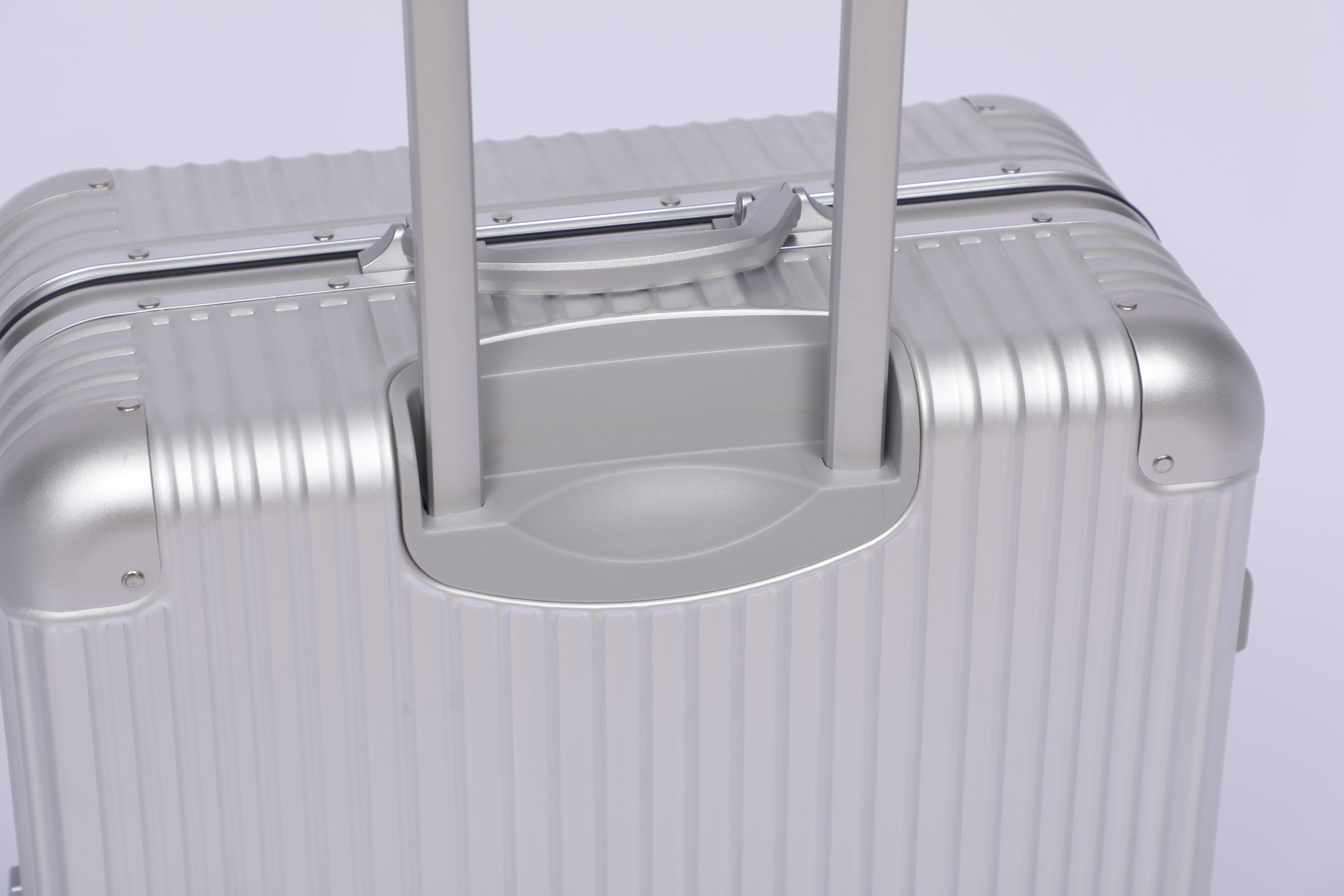 Лучшие продажи Интегрированный 20 дюймов алюминиевый ручной клади