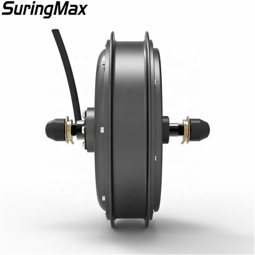 Factory direct selling 5000w electric bicycle ebike qs hub motor