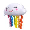 The clouds tassel