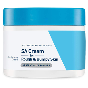 Fragrance Free body sa cream restore maintain natural protective barrier Salicylic Acid Body Cream