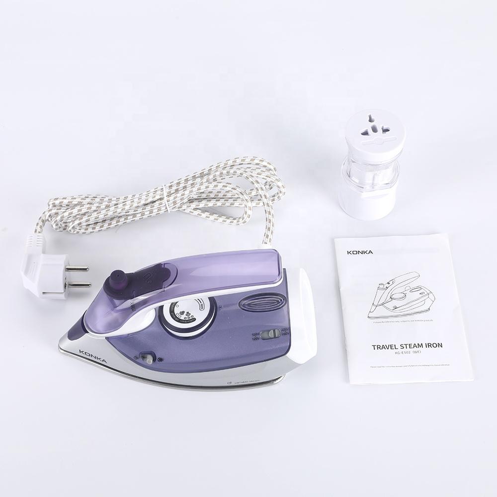 Портативный ручной отпариватель Утюг для одежды для дома и путешествий 100-240 В