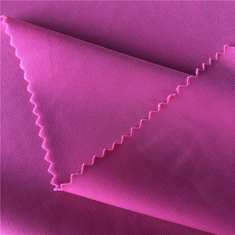 China Supplier 4 Way Stretch 85 Polyester 15 Spandex Elastane Knitted Fabric For Swimwear For Sale