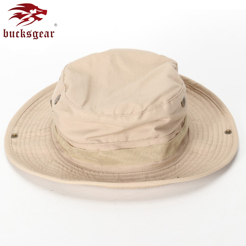 Camouflage Outdoor Men Military Bonnie Hat Tactical Cap Battlefield War Jungle Forest Hiking Fishing Classic Sun Camping