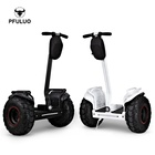 Scooters PAFULUO 2020 Beach Off Road 2 Wheels 19 Inch Wide Wheel All Terrain Balance Car Self Balancing Electric Scooters