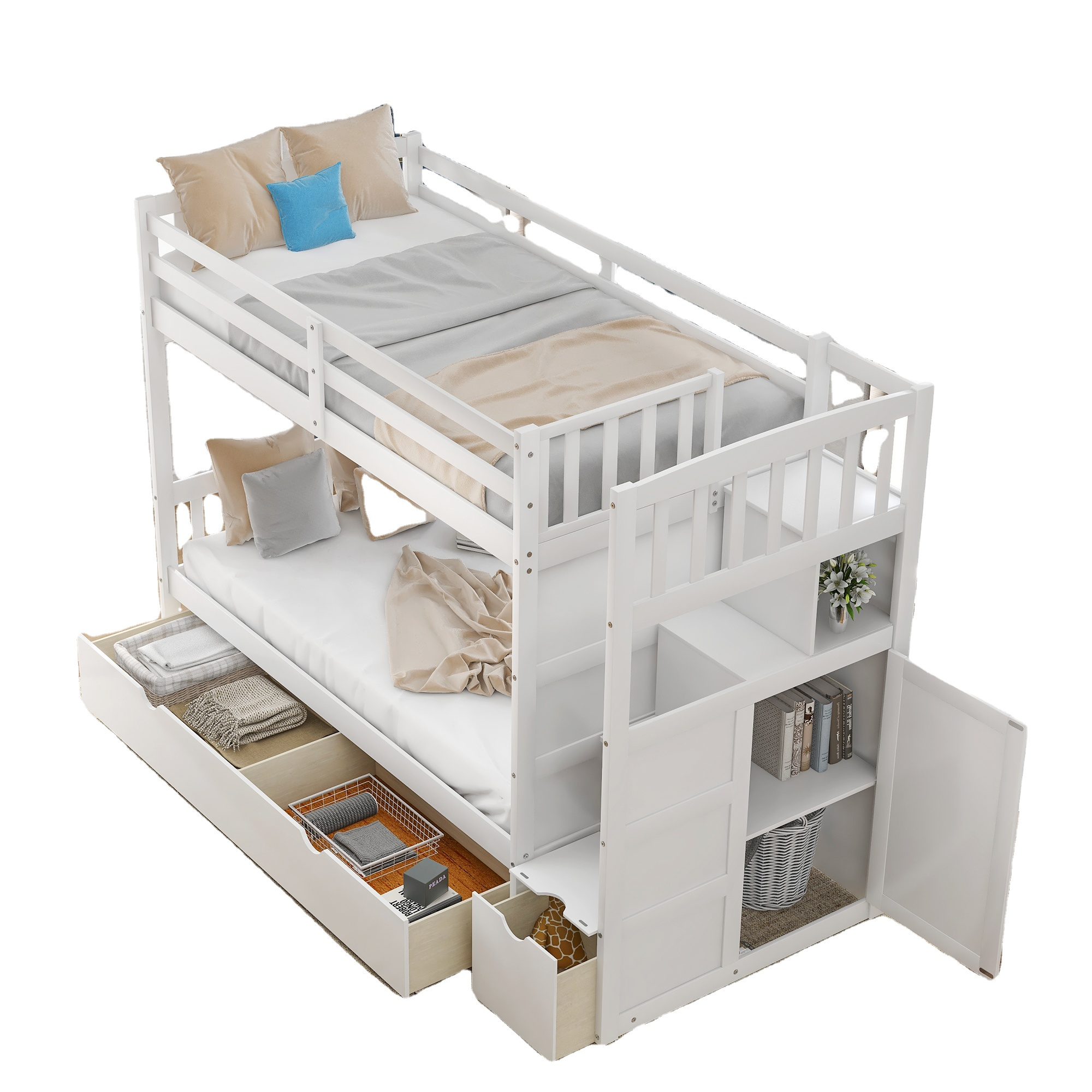 Usa Free Shipping Single Bunk Bed Office Manufacturer Children Princess Bunk Bed With Stairs Buy Princess Bunk Bed Bunk Bed With Stairs Children Bunk Bed Product On Alibaba Com