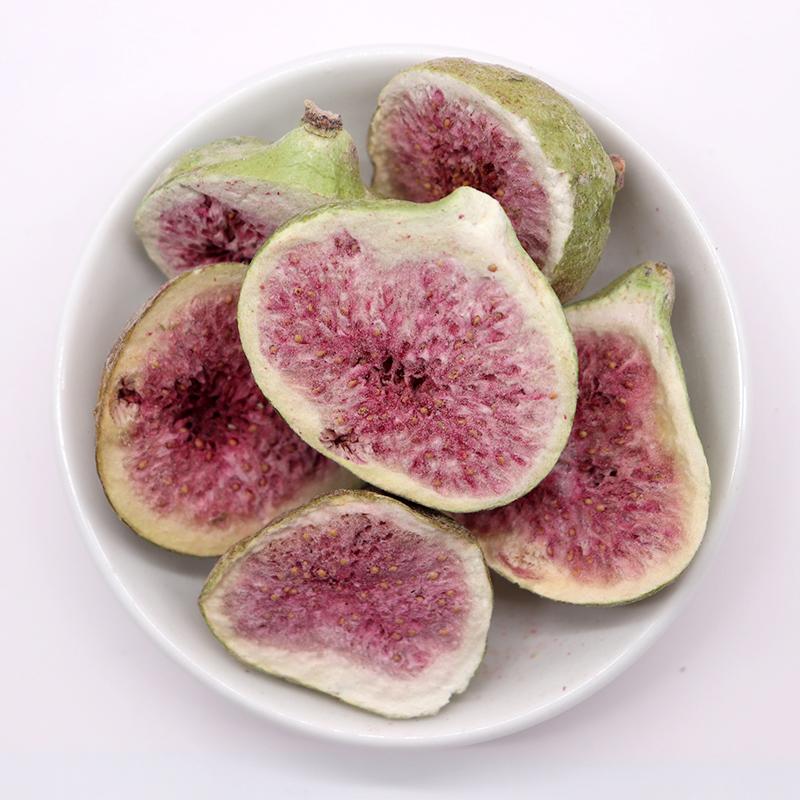 Высокое качество, лидер продаж, сушеные в замораживании фрукты и овощи, сушеные в замораживании фиги по заводской цене