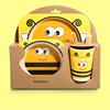 Yellow Bee Dinnerware Set