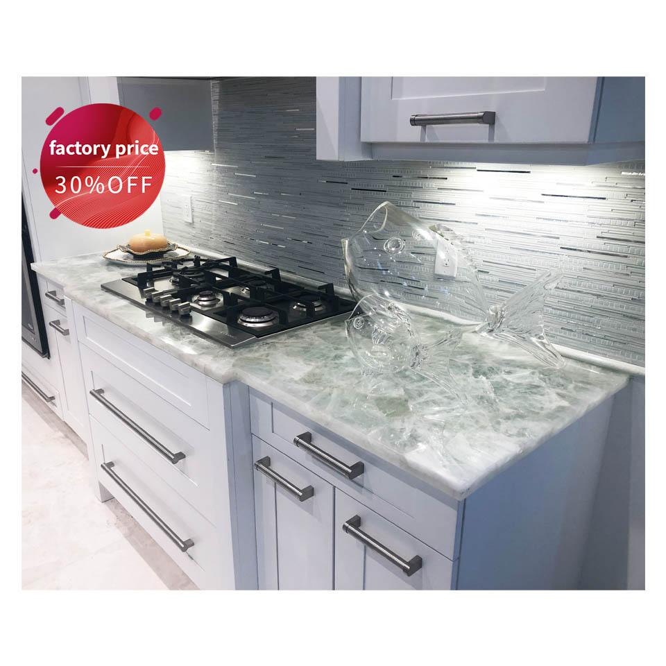 High Quality Natural Snow White Epoxy Resin Kitchen Countertop Buy Snow White Epoxy Resin Kitchen Countertop Customized Kitchen Countertop Quartz Kitchen Countertop Product On Alibaba Com