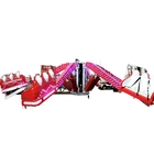 [Ali Brothers]Jumping Machine Outdoor Playground Amusement Park Rides