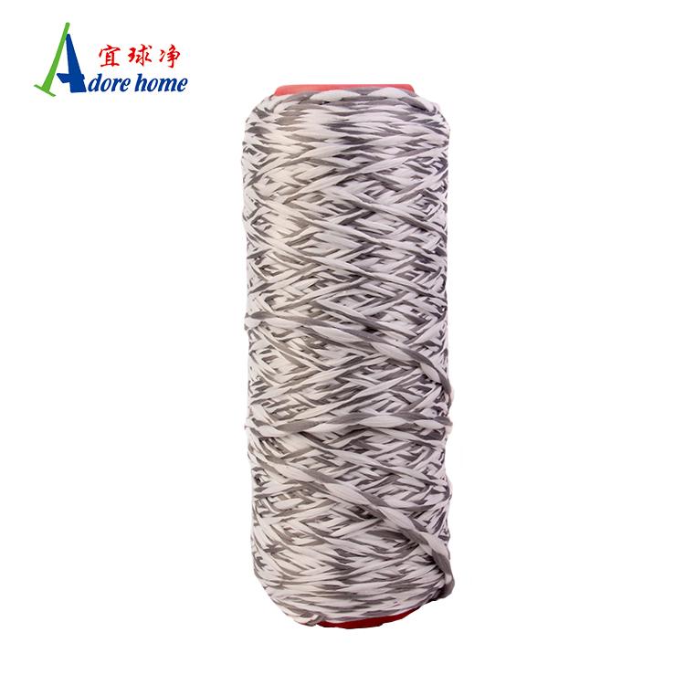 wholesale microfiber mop yarn weaving yarn material for mops