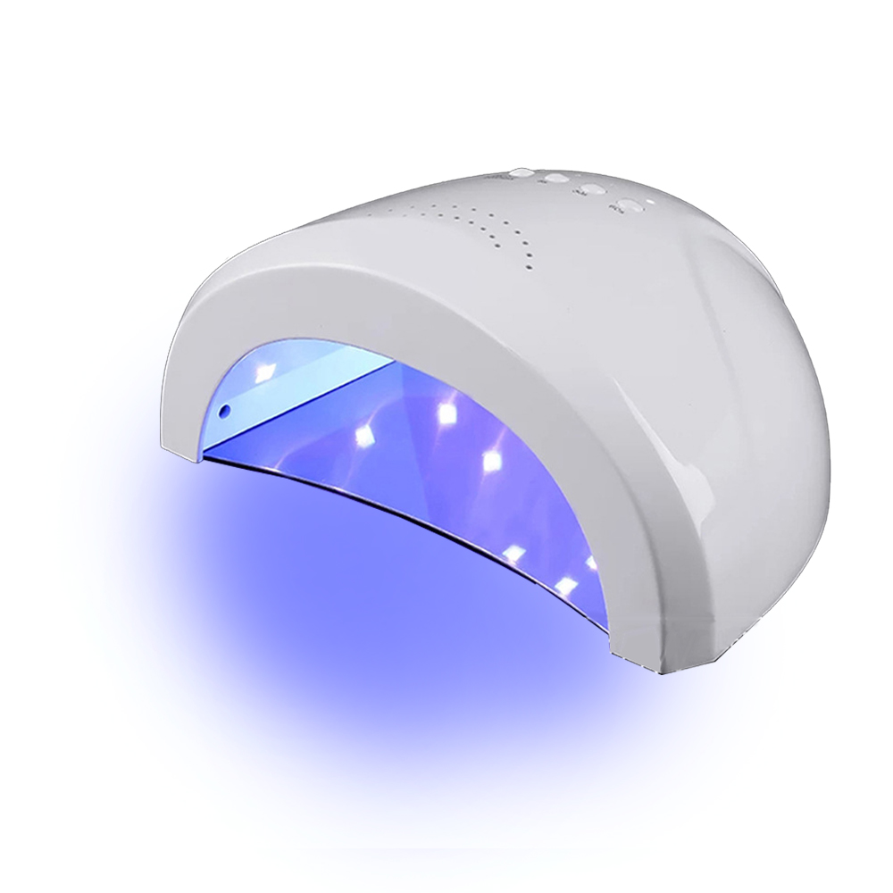 2021 New Trending Most Popular Competitive Efficiency One Lamp For Each Beauty Sun 1 UV nail lamp Nail set kit iwth UV lamp