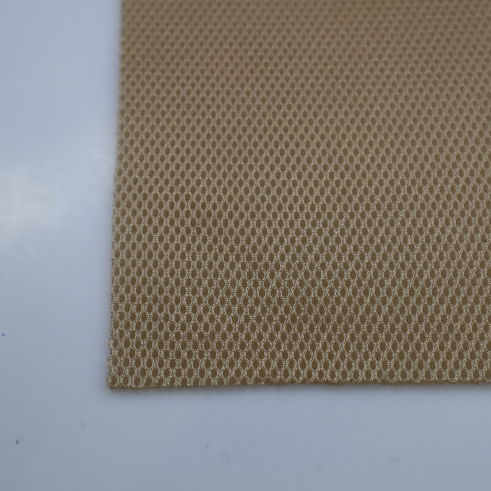 100% 3d polyester warp knitted spacer sandwich air mesh fabric