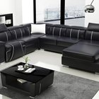 Sofa Seater Leather YASITE Modern L Shaped Sofa 7 Seater Canape Cuir Uli Leather Corner Big Sofa Set