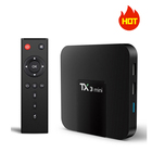 Tv Android TV BOX 2GB RAM Amlogic 2GB 16GB Video Player 2.4G Dual Wifi Youtube 100M With Android Smart Tv Box