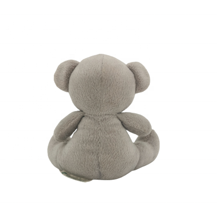Baby cute gift small soft fabric stuffed plush animal bear toy