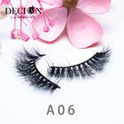 Lashes Your Wholesale Siberian Mink Lashes 3D Mink Lashes Your Own Brand 100% Real Mink Eyelashes