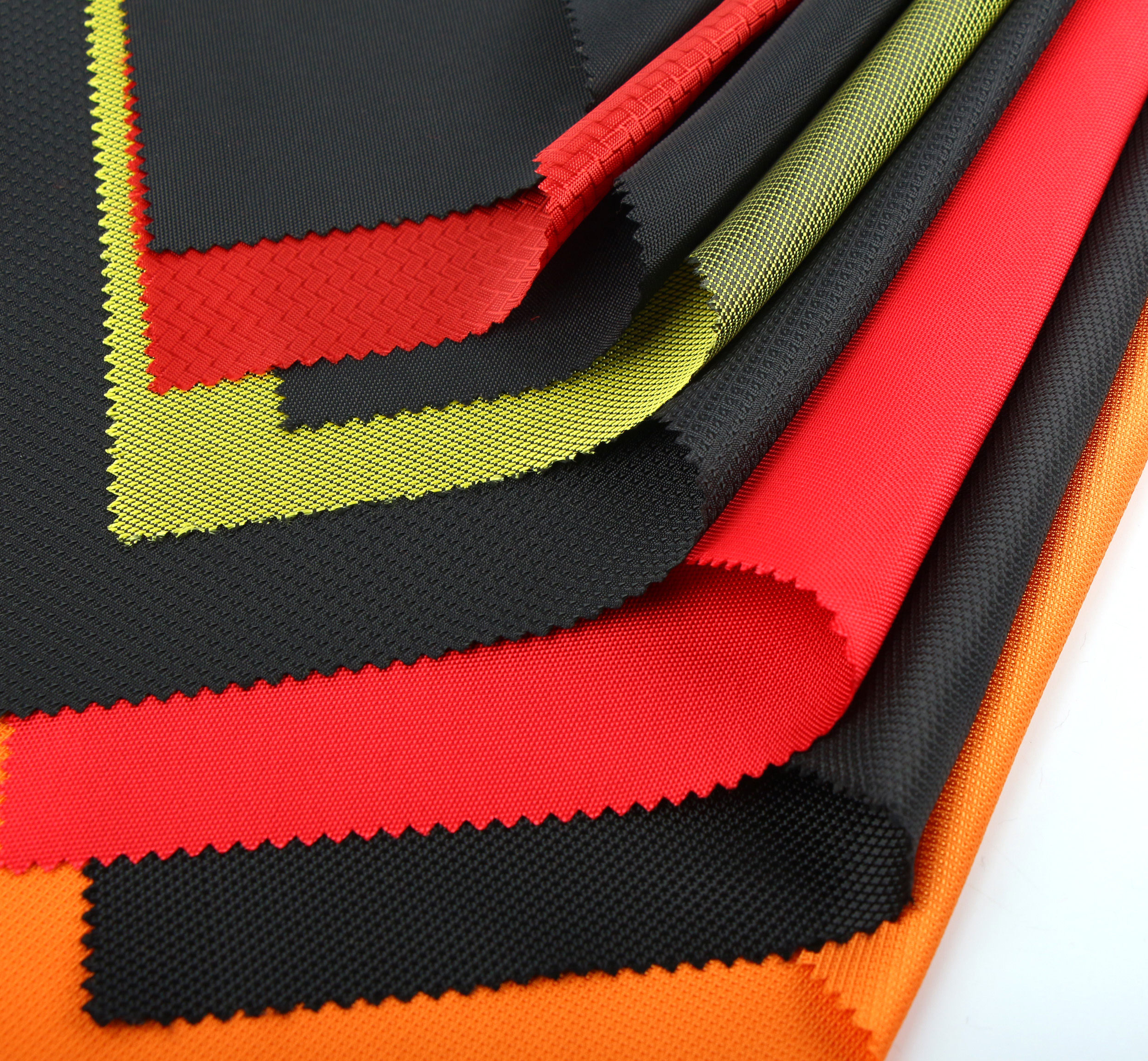 300D Jacquard Polyester Oxford fabric have WR Coated for luggage bags coats