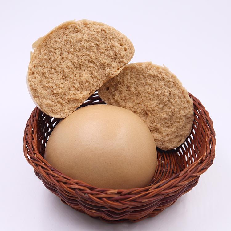 China pastry frozen steamed bun mantou Traditional pasta wheat corn buns brown sweet pasta frozen bun