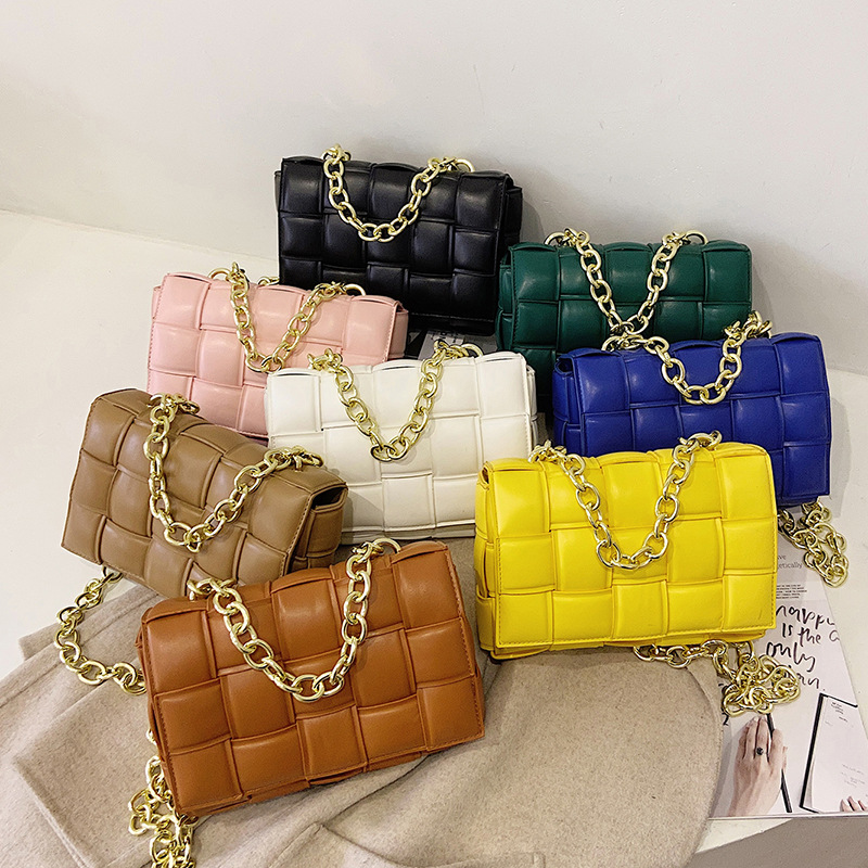 2021 New Arrivals High Quality Bamboo Women Chain Bag Purses For Women Handbag