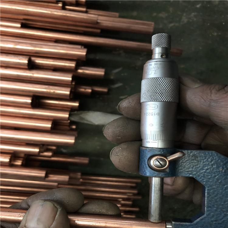 Трубка для кондиционера, оптовая продажа медных труб 3/8 1,2 мм