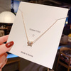 111 Rose gold necklaces