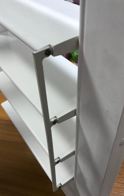 Прочный дизайн плантационный затвор/ПВХ плантационный затвор с пластиковым окном/ручной открытый виниловый затвор